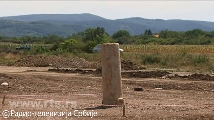 Брзином од 130 километара паралелно са археологијом (видео)