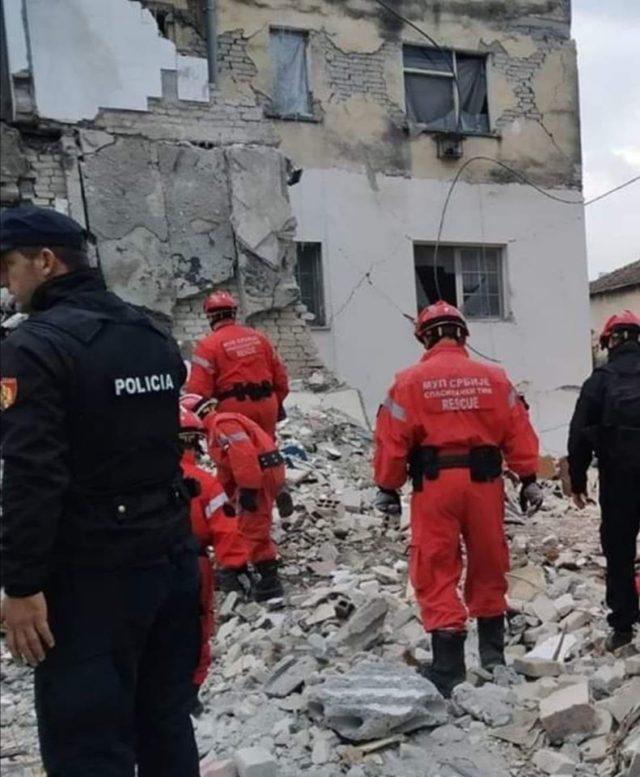 У Драчу у земљотресу су изгинуле српске породице, а ми о томе не знамо ништа