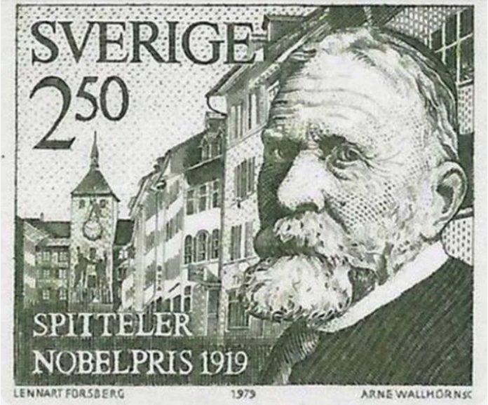 Срби имају славну, херојску прошлост – Нобеловац Карл Шпителер, говор одржан 15. децембра 1914.