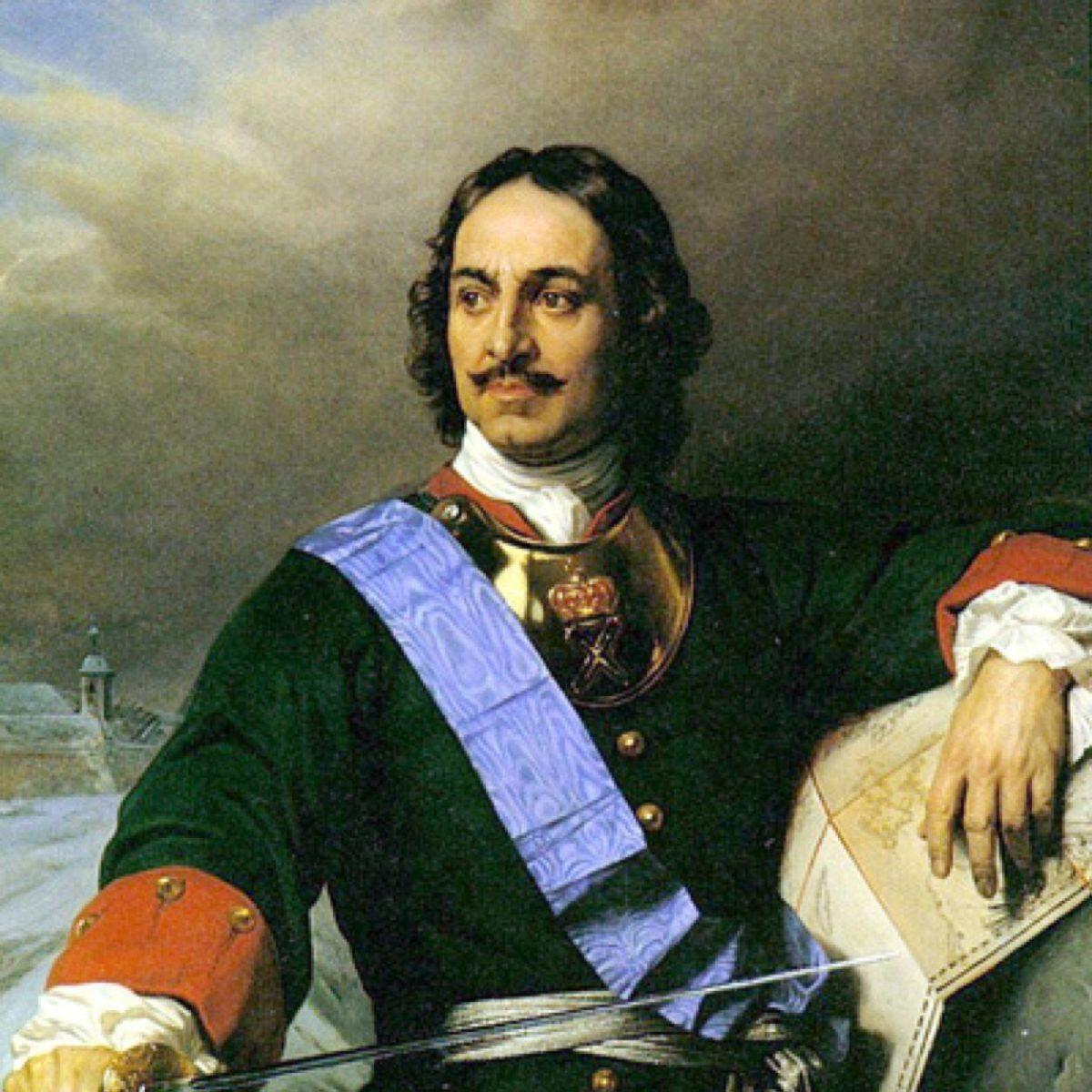 Петар I Велики: Руски цар и – обавјештајац